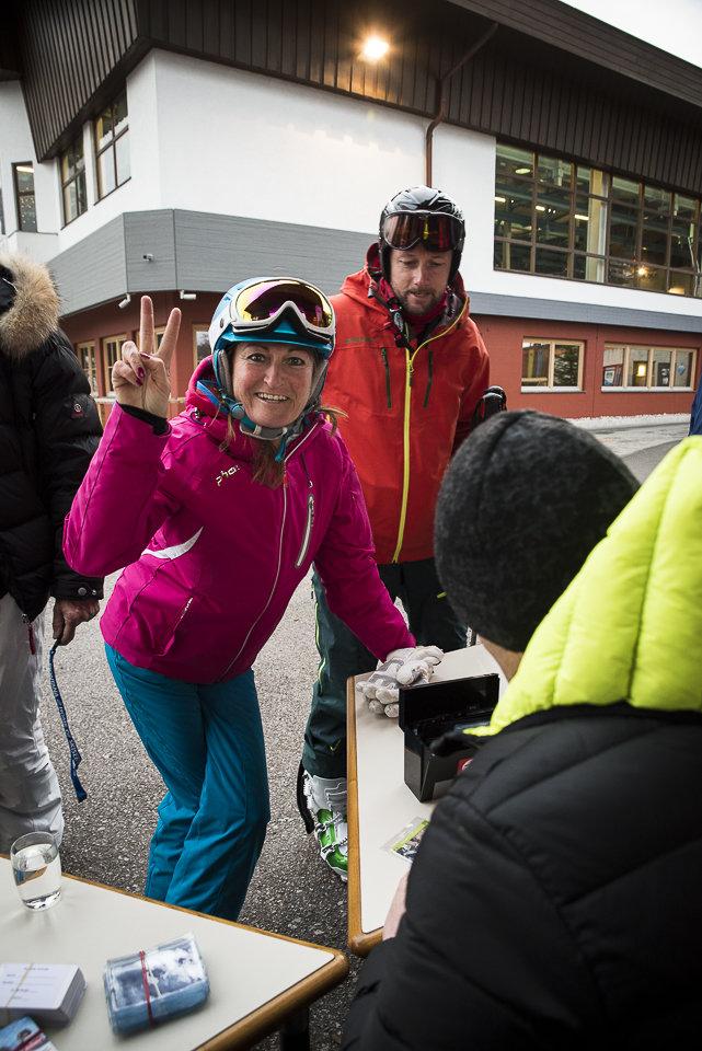 Gute Laune beim AllonSnow-Skitest in der SkiWelt Wilder Kaiser Brixental - © Roman Knopf | AllonSnow