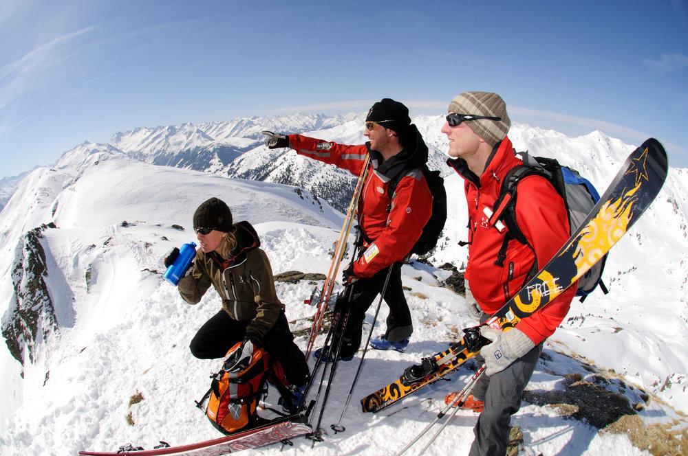 Tolle Aussichten vom Gipfel des Tristkopf - © Norbert Eisele-Hein