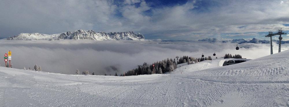 17.2.16: Traumtag in der SkiWelt Wilder Kaiser - © SkiWelt Wilder Kaiser Brixental