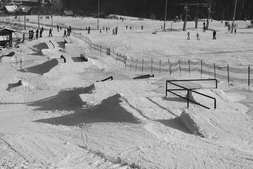 Garden Boardland Park - Snowland Valčianska dolina - © FB Snowland Valčianska dolina