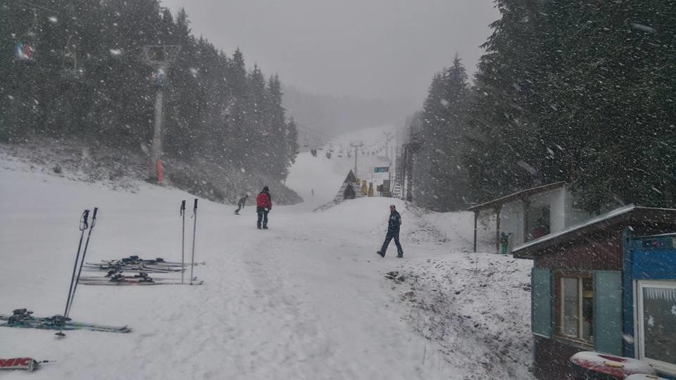 Skicentrum Opalisko 4.2.2016 - © facebook Opalisko