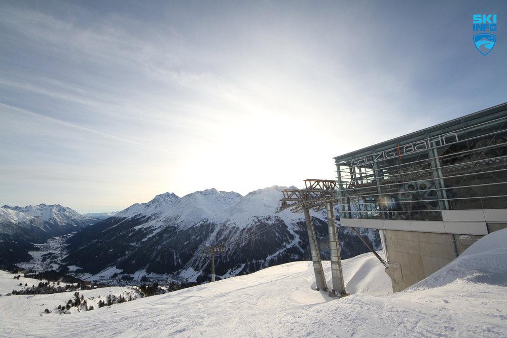 Bergstation der Galzigbahn - © Skiinfo