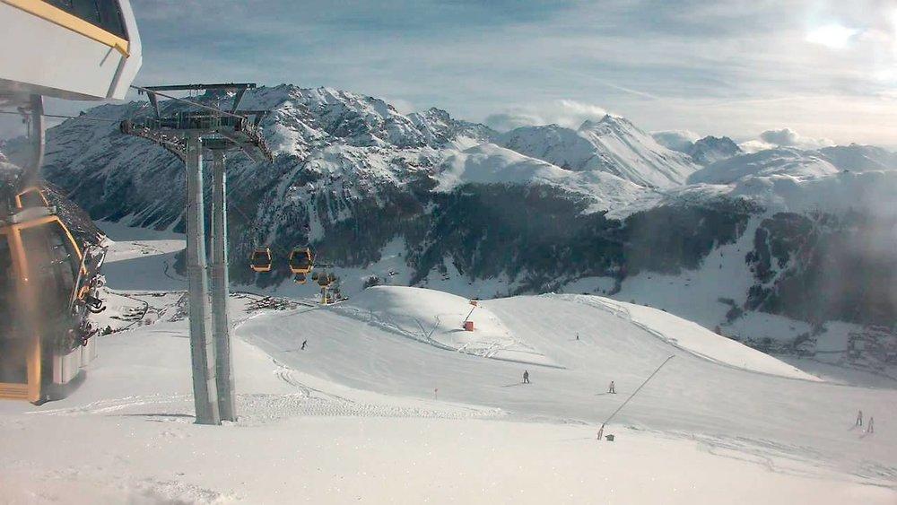Livigno 9.2.2016 - © Facebook Carosello 3000 Ski Area Livigno