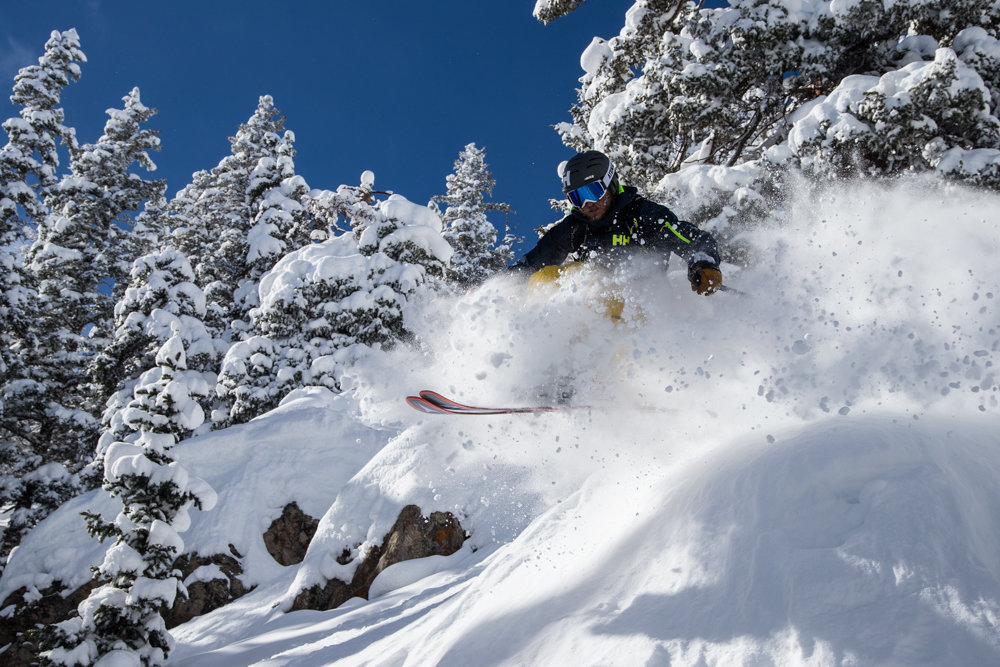 Come what may, Taos will forever remain a serious skier mecca. - © Liam Doran