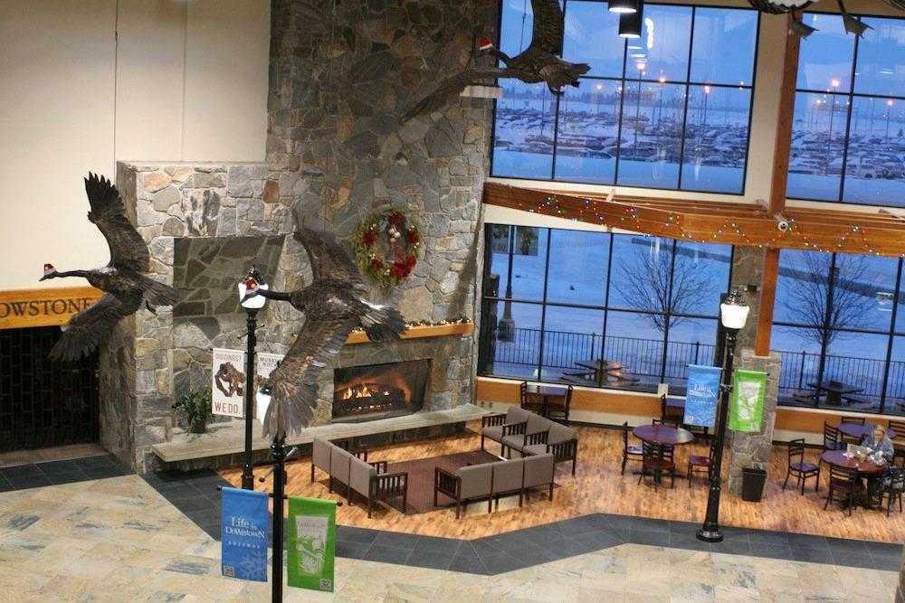 Bozeman Yellowstone International Airport offers non-stop service from 14 destinations. - © Bozeman Yellowstone Int'l Airport