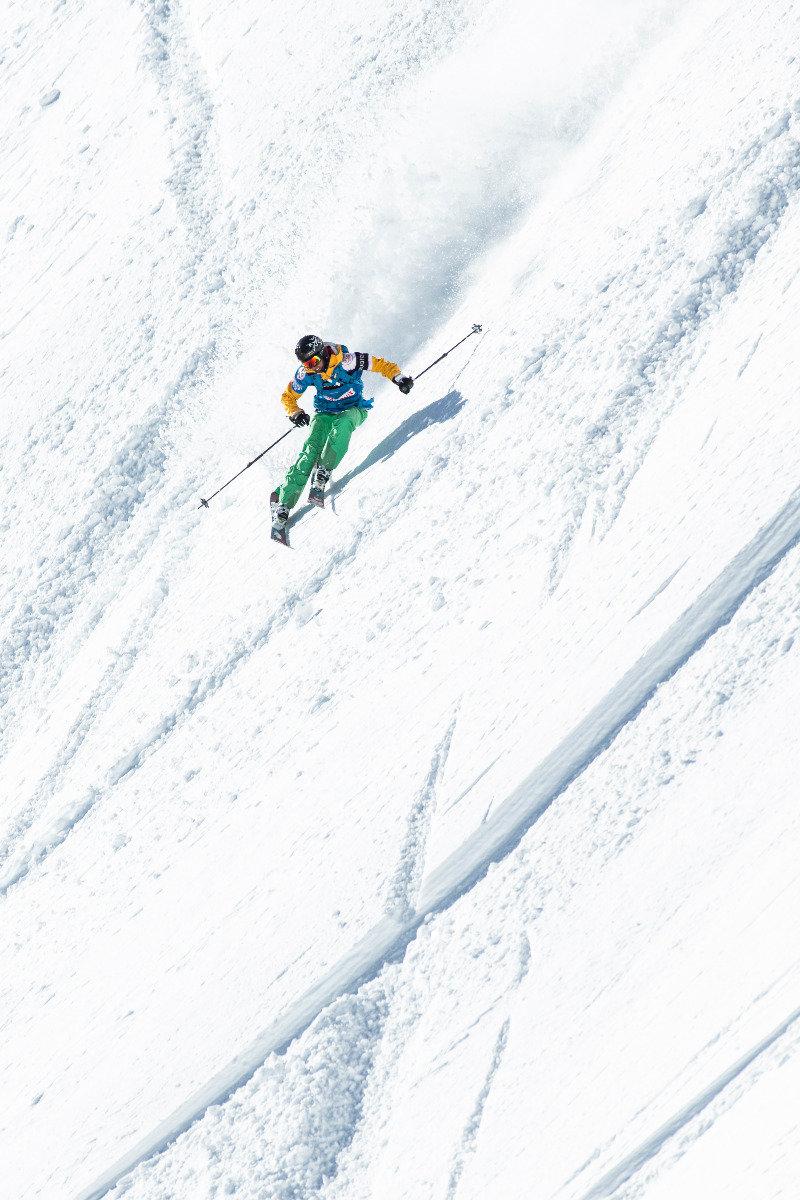 Freeride World Tour 2016 in Chamonix Mont-Blanc - © www.FreerideWorldTour.com | D. Daher