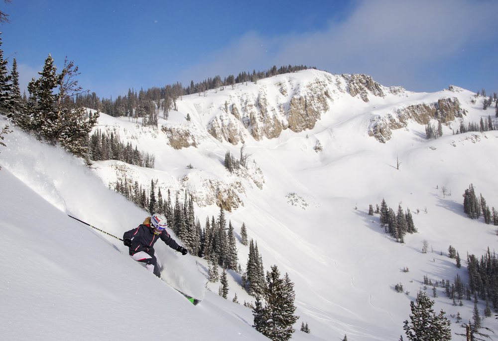 Are you ready for 31 days of fun at JH? - © Jackson Hole Mountain Resort