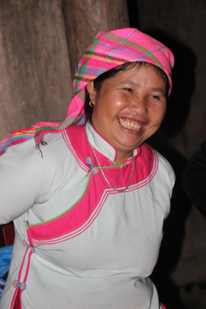 Angehörige eines indigenen Bergvolkes - © Karsten-T. Raab