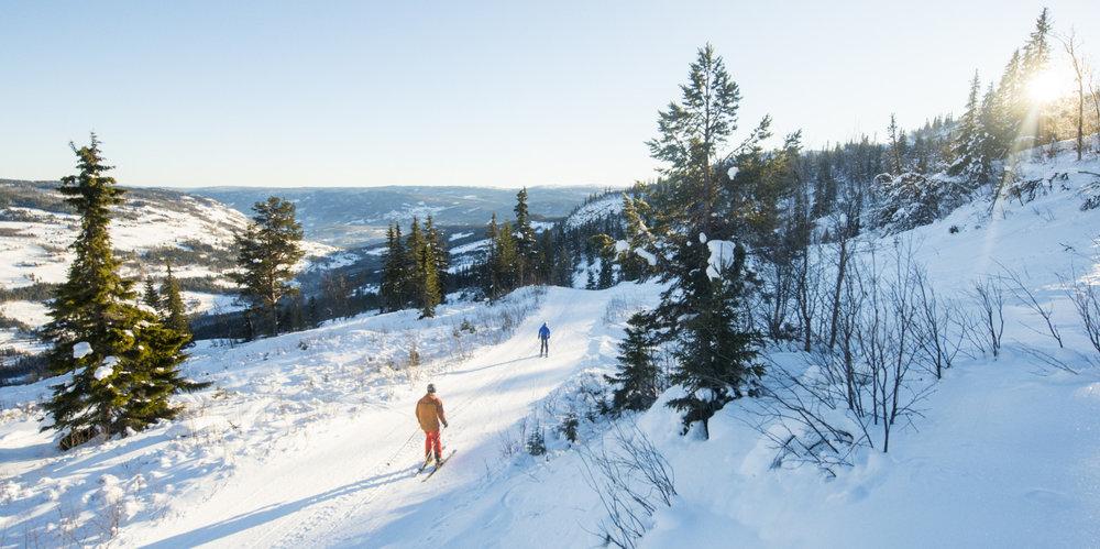Ål skisenter. - © Vegard Breie