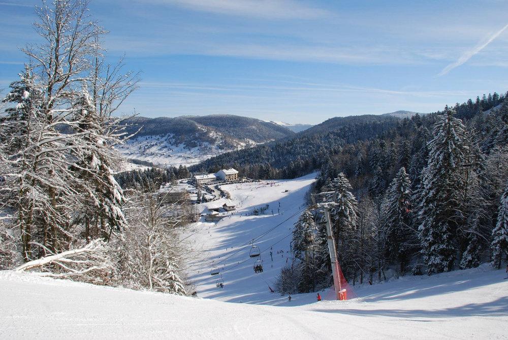 Station de ski de Ventron / Ermitage Frère Joseph - © Station de Ventron / Ermitage Resort
