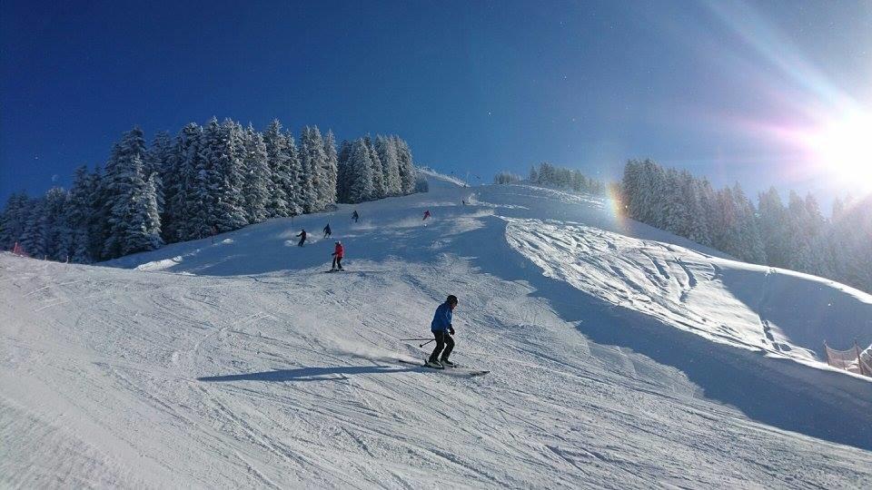 Bei Westendorf in der SkiWelt Wilder Kaiser Brixental - © Bergbahnen Westendorf