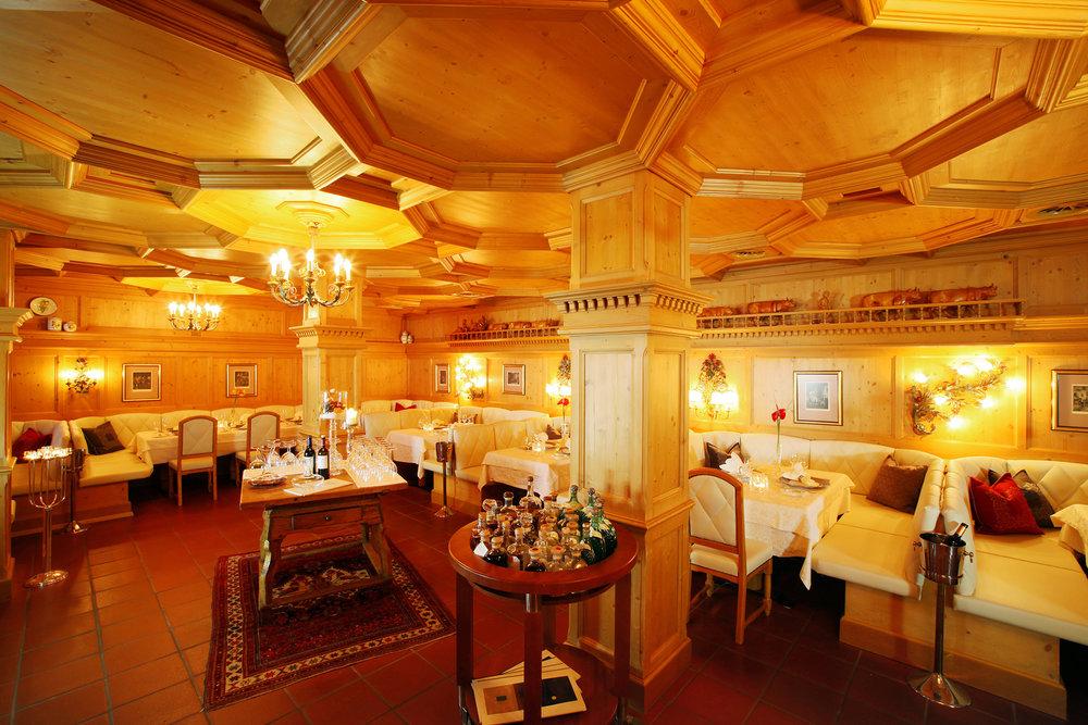 Das Lamark Restaurant von innen - © Hochfügen