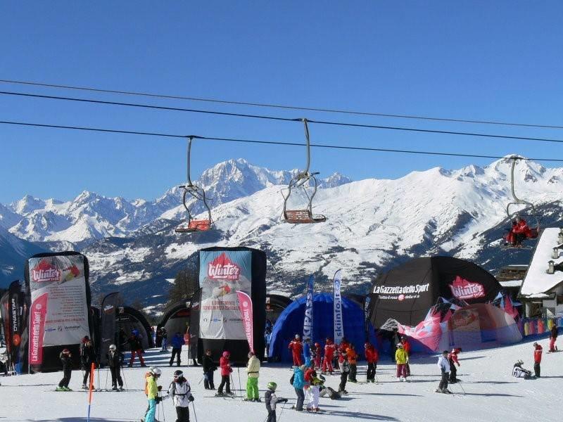 The Winter Tour, organizzato dal Pool Sci Italia e dalla Gazzetta dello Sport - © Poolsciitalia.com