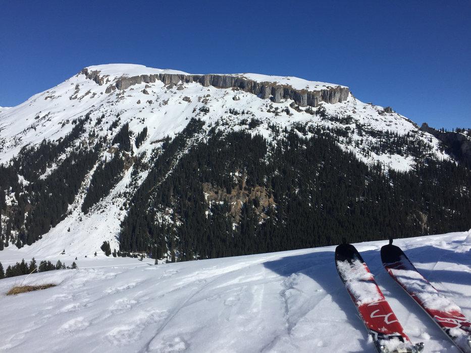 ALPIN-Tiefschneetage im Kleinwalsertal - © Kleinwalsertal Tourismus