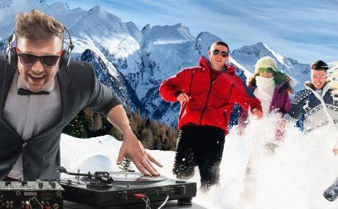 Fiemme Dj Ski Fest - © Val di Fiemme