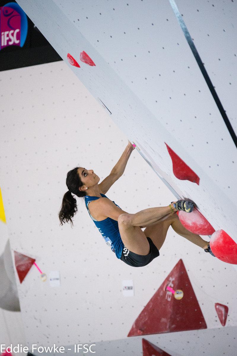 IFSC Boulder-Weltcup in Kazo (JAP) - ©IFSC / Eddie Fowke