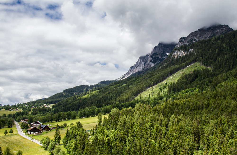 Ausblicke vom Kala/Kalo-Klettersteig - ©Bergleben.de