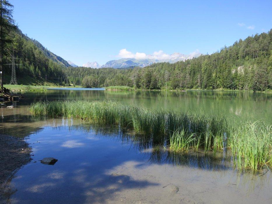 Klares Bergseewasser ist das Markenzeichen des Weißensees - ©Armin Herb