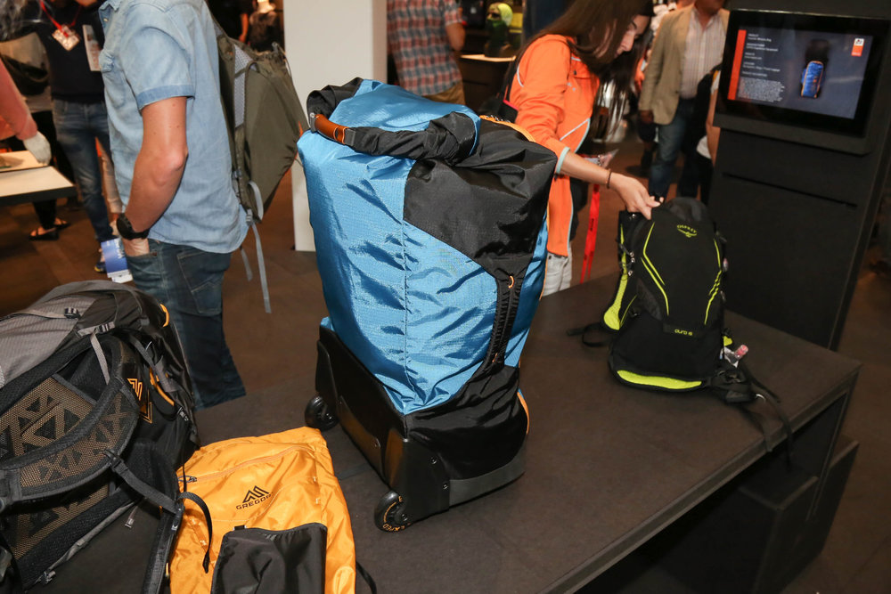 Exped Transfer Wheelie Bag - ©Bergleben.de