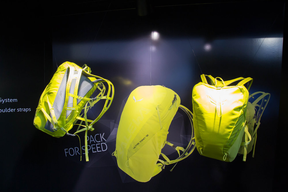 Der Ultra Train 18 ist ein zuverlässiger Rucksack für eintägige Trainingstouren in schnellem Tempo - ©Bergleben.de