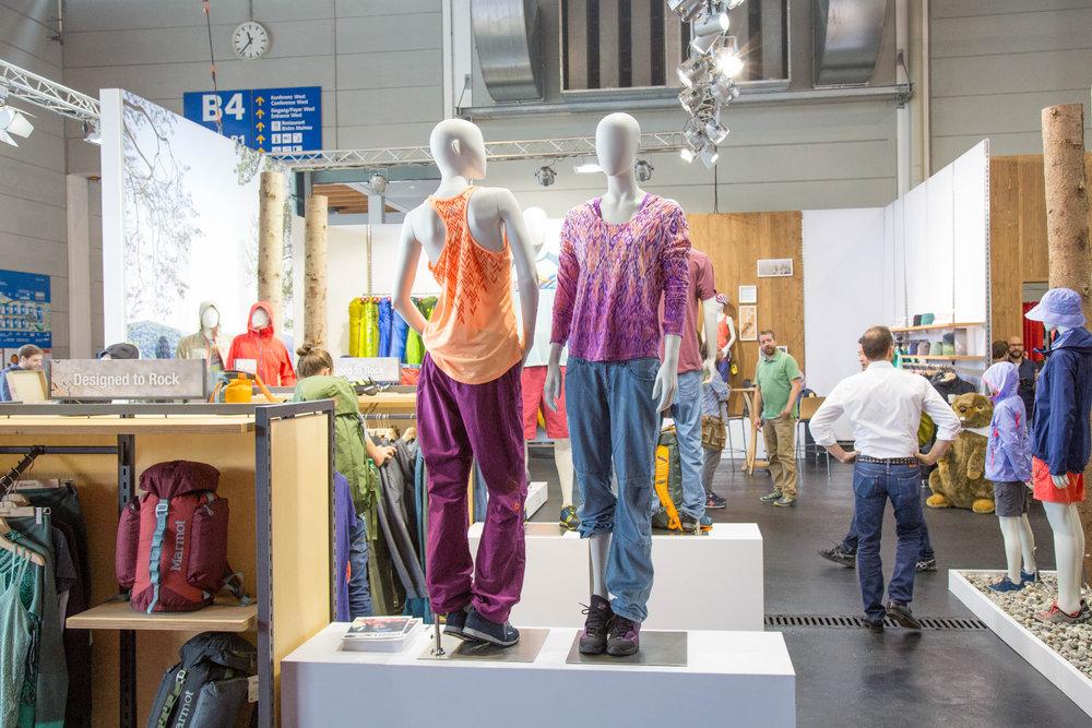 Stylische Kletterbekleidung bei Marmot - ©Bergleben.de