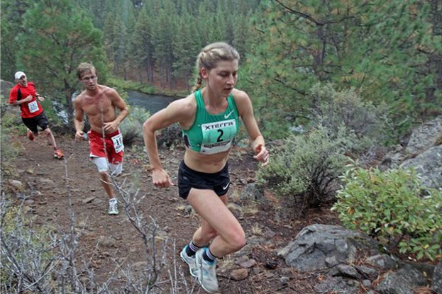 Deschutes River Trail is a favorite of Bend trail runners. - © XTERRA National Championship Race