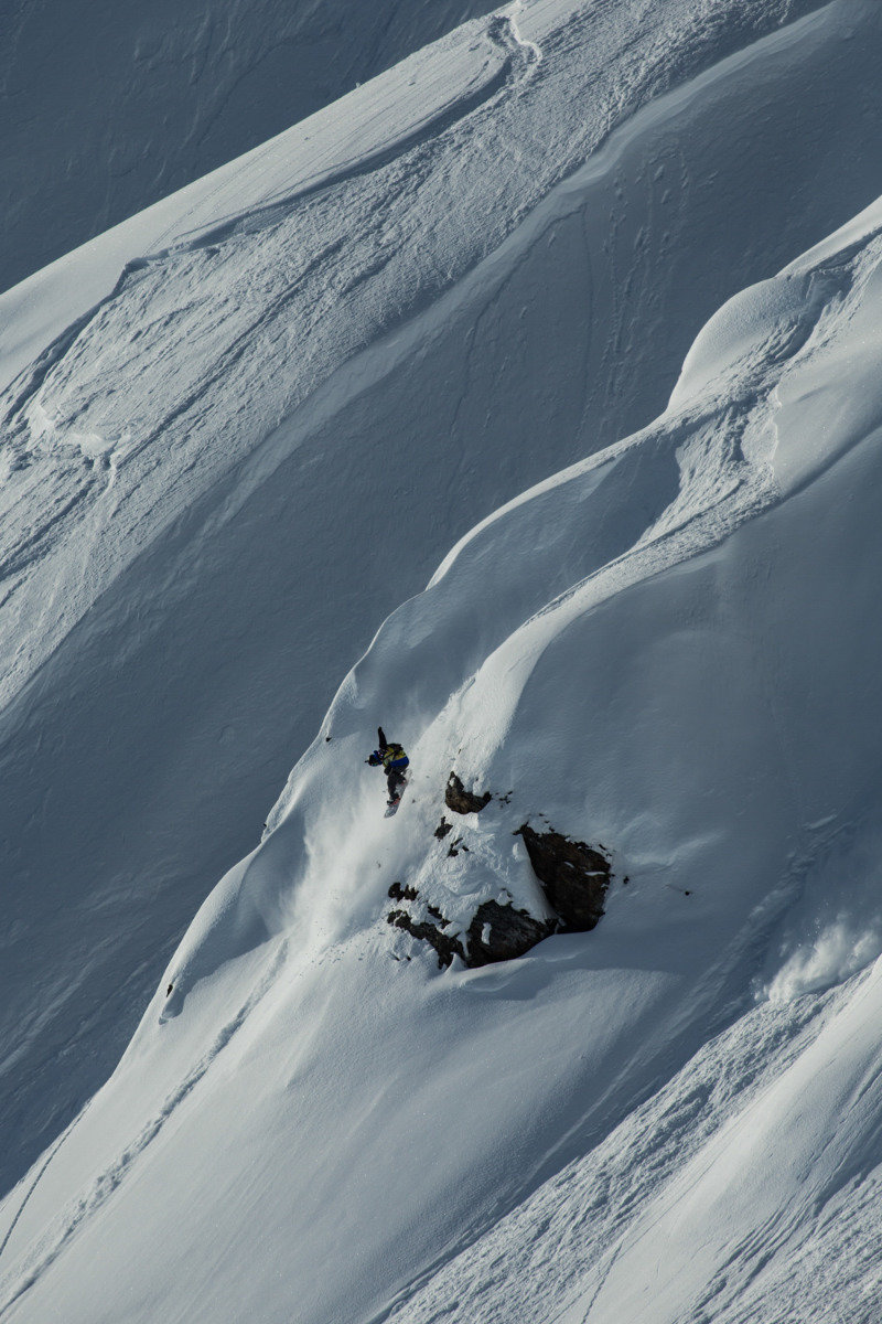- © Freeride World Tour | Dom Daher