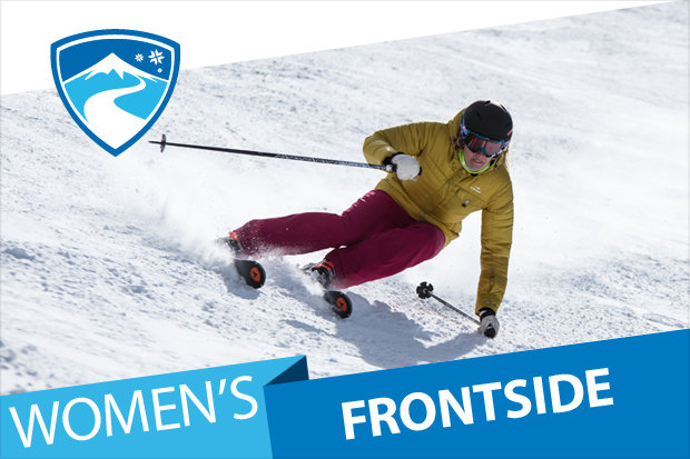 OnTheSnow women's Frontside Ski Buyers' Guide 2016/2017. - © Liam Doran