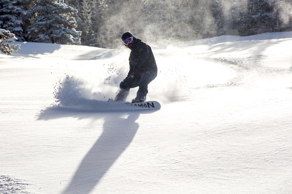 First tracks at Keystone Resort. - © Keystone Resort