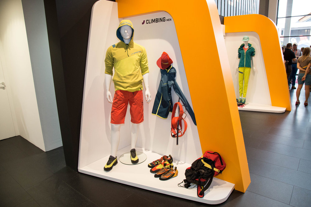 Kletter-Outfits von La Sportiva - © Bergleben.de