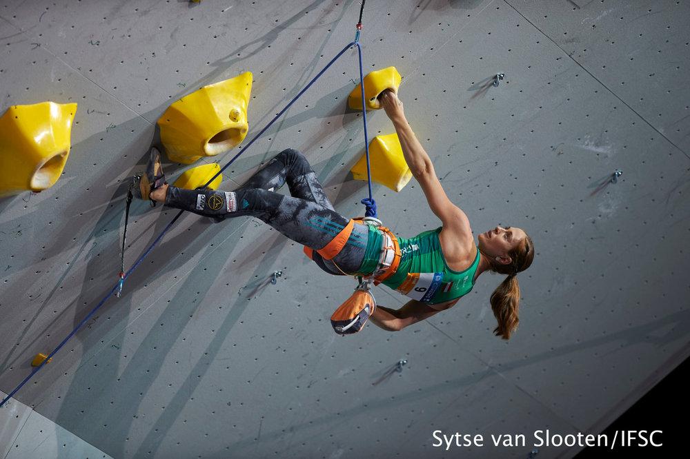 Impressionen vom Lead-Wettkampf - ©IFSC / Sytse van Slooten