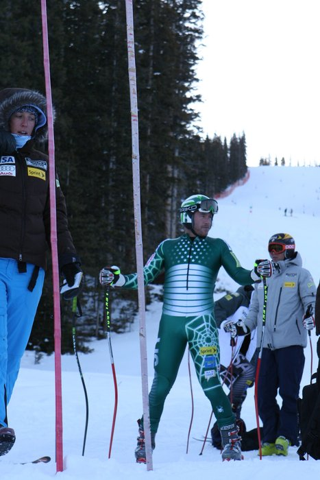 Copper hosts race training, new terrain opening this weekend and 22 ft superpipe opening soon