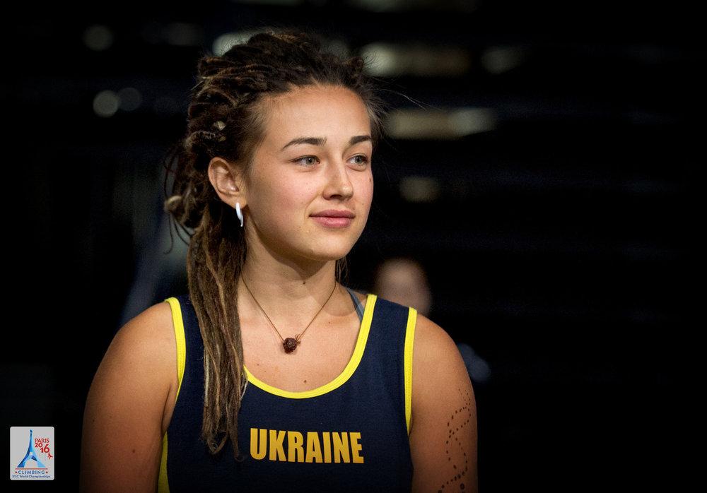 Impressionen vom Speed-Wettbewerb der WM 2016 - © FFME / Agence Kros - Remi Fabregue