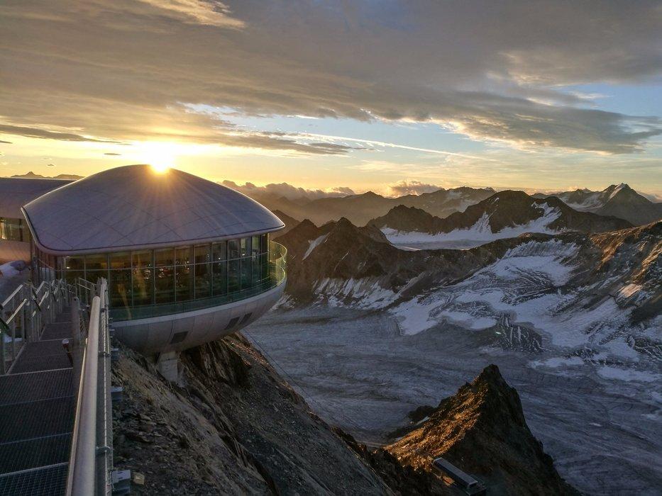 Ledovec Pitztal - © Pitztaler Gletscher