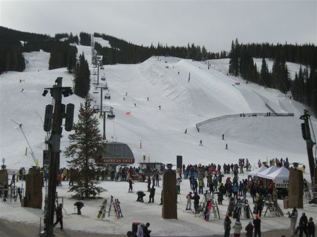 Copper will host the US Snowboarding Team for daily training sessions in the 22 ft pipe.  The US Snowboard Team will have exclusive training times from 8:30-10:00am on weekends and 9:00-11:00am on weekdays leading into the USSA Grand Prix at Copper, Dec. 10-12, 2009.