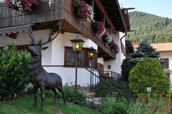 Gastehaus Hubertus Hotel Garni