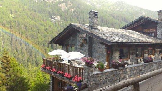 Hotel Foyer De Montagne Valgrisenche : Hotel perret valgrisenche