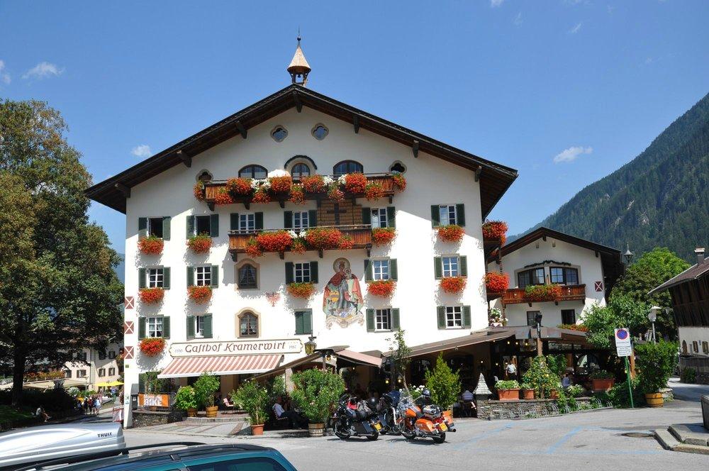Hotel Garni Montana Mayrhofen