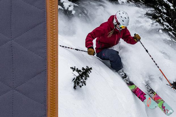 Women's 16/17 Ski Jackets - © Liam Doran