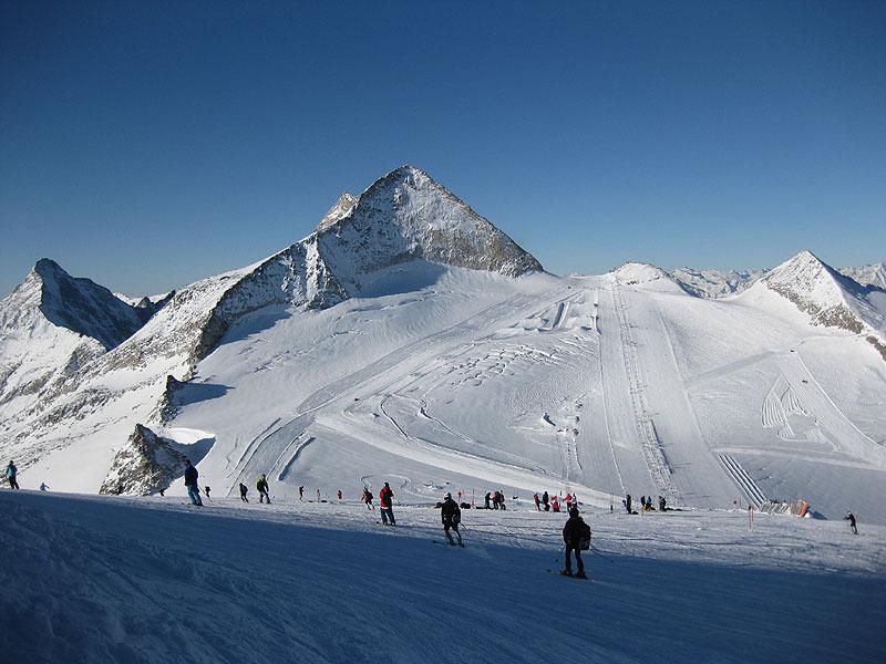 Hintertuxer Gletscher - © Markus Hahn