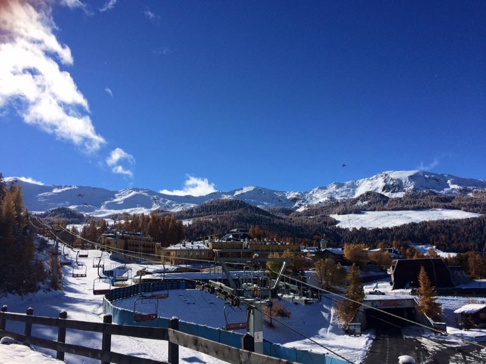 Pila 06.11.16 - © Pila Valle d'Aosta Facebook