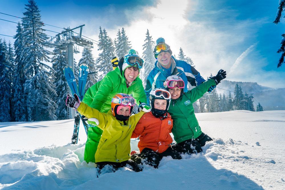 Instants magiques et souvenirs impérissables d'un séjour au ski en famille à Crest Voland Cohennoz - © Labellemontagne Crest-Voland Cohennoz