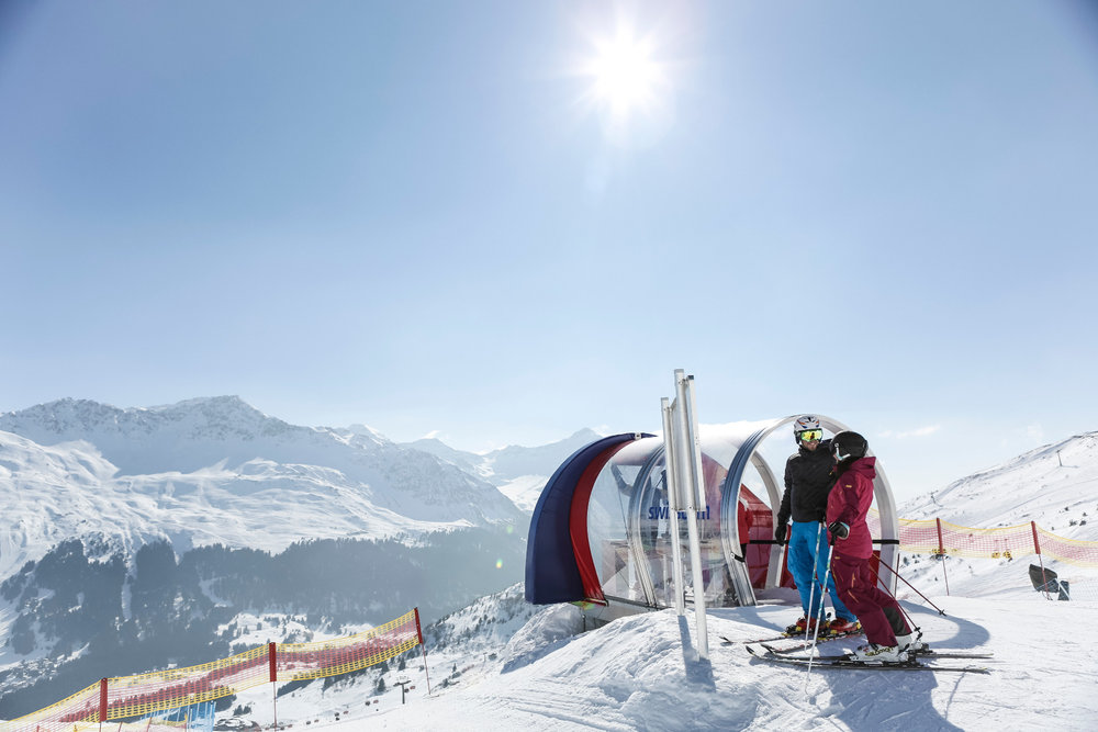 Bergpanorama Arosa Lenzerheide - © Lenzerheide Marketing und Support AG