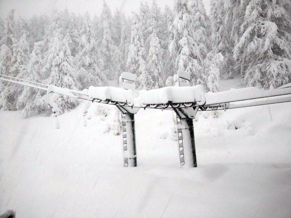 Bardonecchia 24.11.16 - © Facebook Bardonecchia Ski