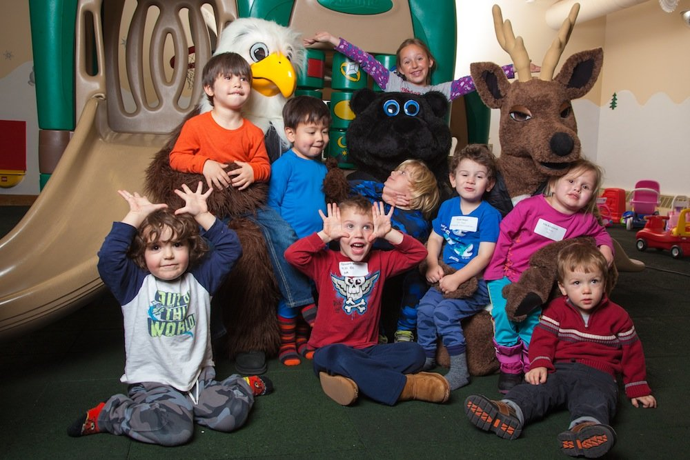 Deer Valley Resort offers onsite child care. - © Deer Valley Resort