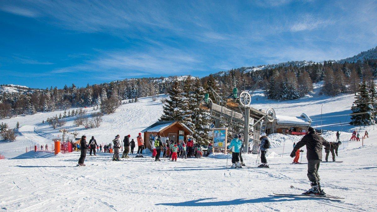 Le vercors parfait quilibre entre ski alpin et ski nordique - Office de tourisme de correncon en vercors ...