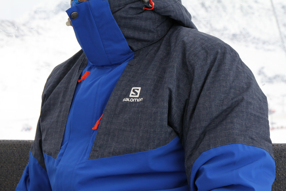 Salomon ICEROCKET MIX JKT M - © Skiinfo