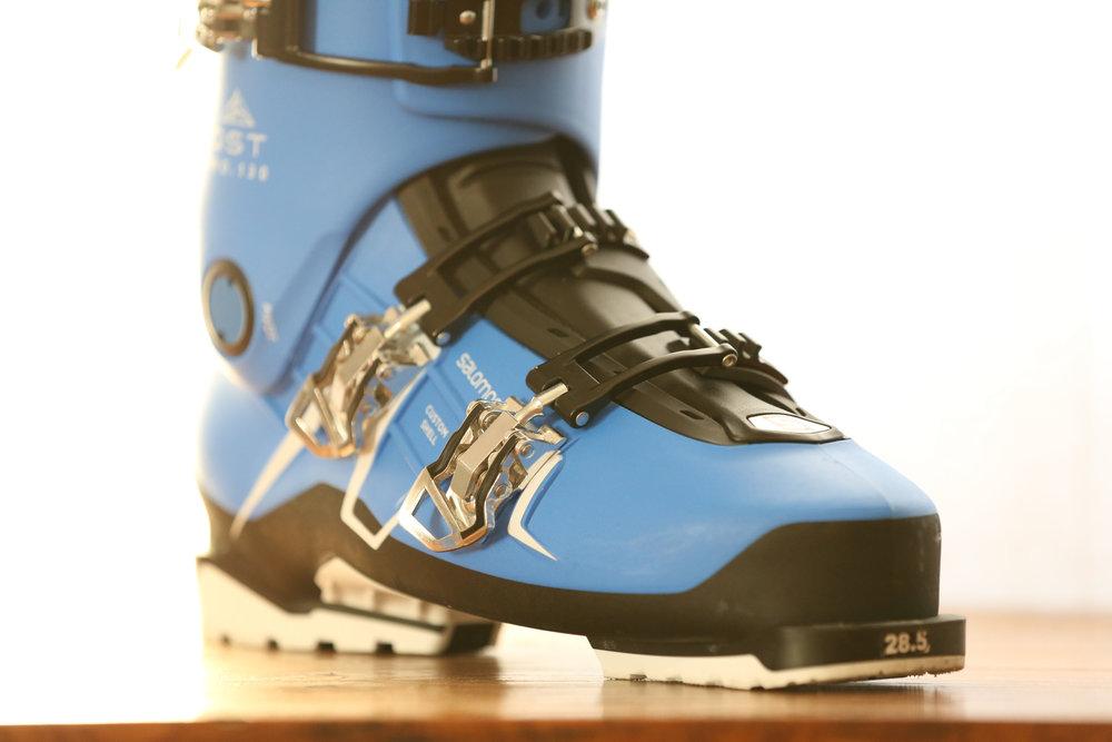 Vier Skischuhe im Test  Tecnica Zero G Guide Pro 5634b386f