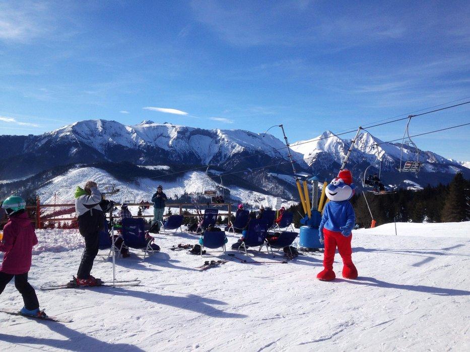 Lyžiarske terény v Ski Bachledova - © Ski Bachledova