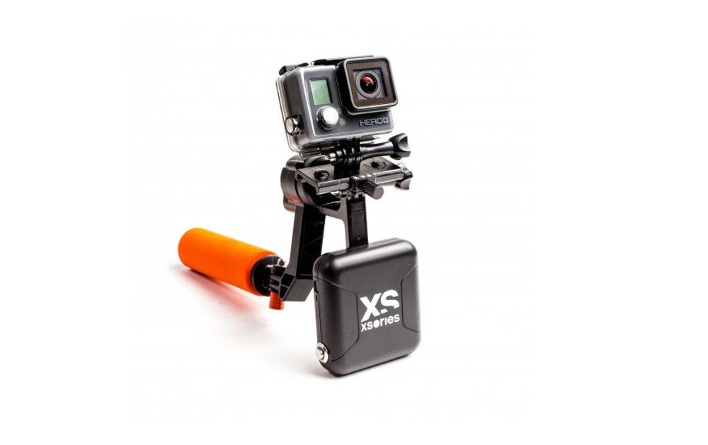 Stabilisateur électronique pour caméra embarquée